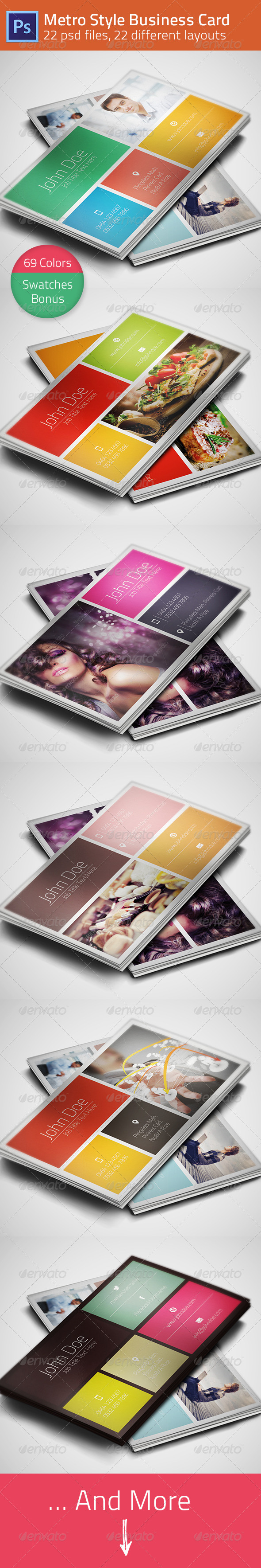 GraphicRiver Business Card 4818186