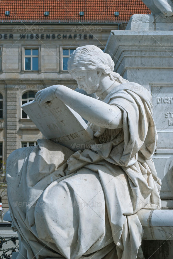 Allegory of History - Stock Photo - Images