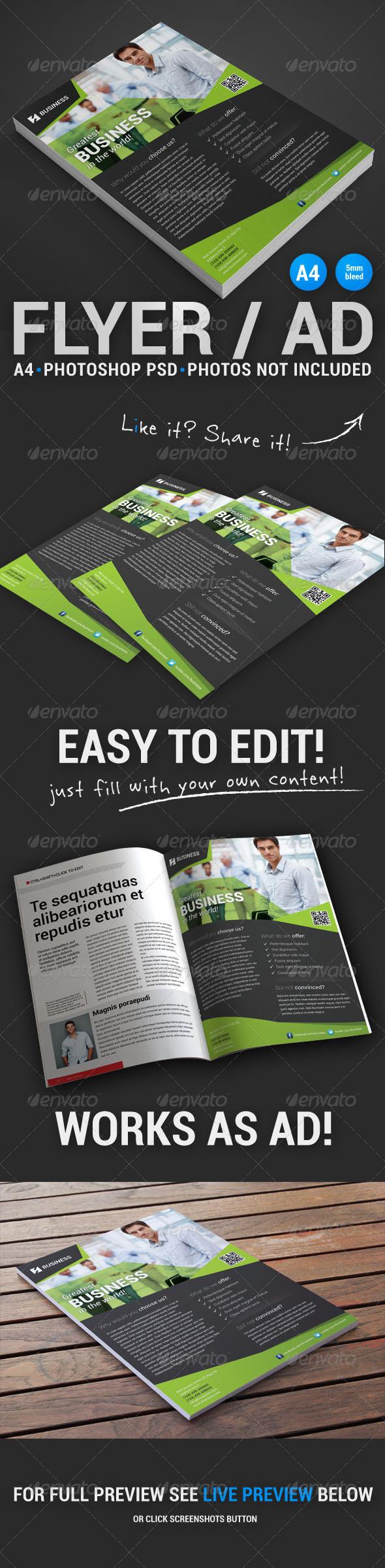 GraphicRiver Corporate Flyer 9 4884446
