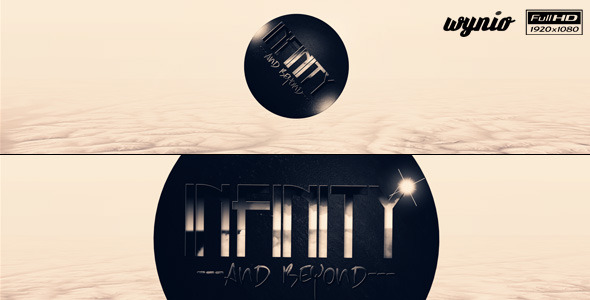 VideoHive Infinity And Beyond Logo 4884791