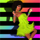 Dancing Afro Girl - GraphicRiver Item for Sale