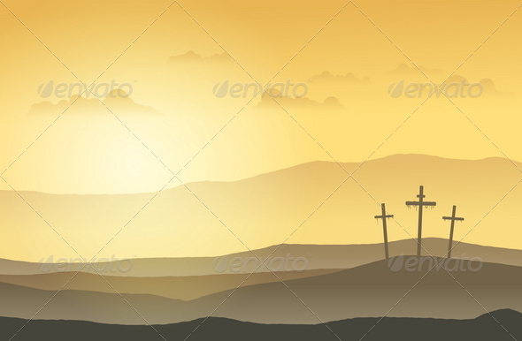 GraphicRiver Salvation Land 4887467