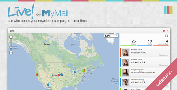 CodeCanyon Live for MyMail 4888893