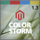 Colorstorm – Responsive&Retina Ready Magento Theme  Free Download