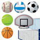 Sport Equipment Set - GraphicRiver Item for Sale