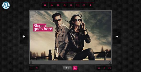 CodeCanyon FlipBook v8 WordPress Plugin 4891939