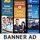Corporate Banner Set Bundle 4.0 - GraphicRiver Item for Sale