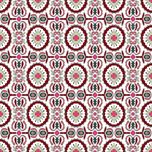 GraphicRiver Geometric Pattern for Printing 4892189
