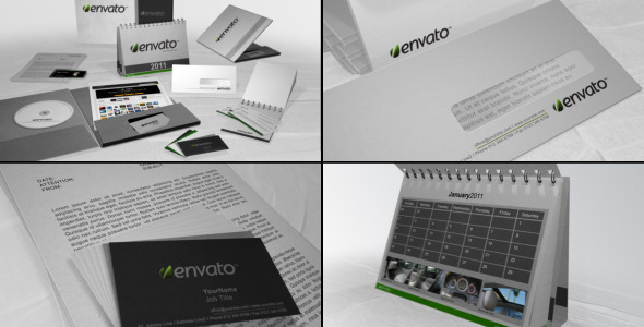 After Effects Project - VideoHive Corporate Identity Presentation 506046