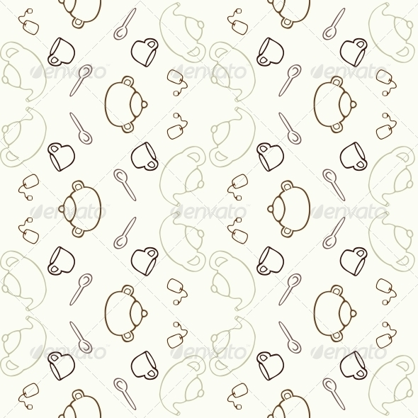 GraphicRiver Seamless Pattern 4892843