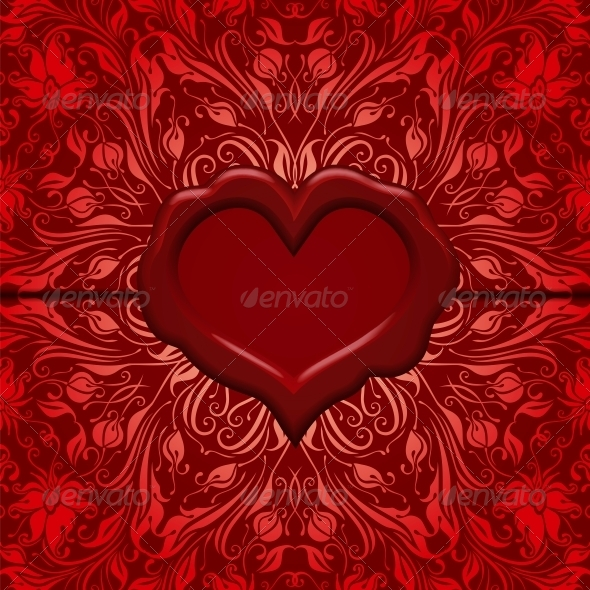 GraphicRiver Template Frame Design for Greeting Card 4893032