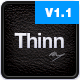 Thinn - Personal WordPress Theme