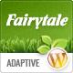 Fairytale: Business Presentation Adaptive WP Theme