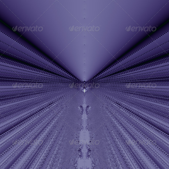 Purple Way - Stock Photo - Images