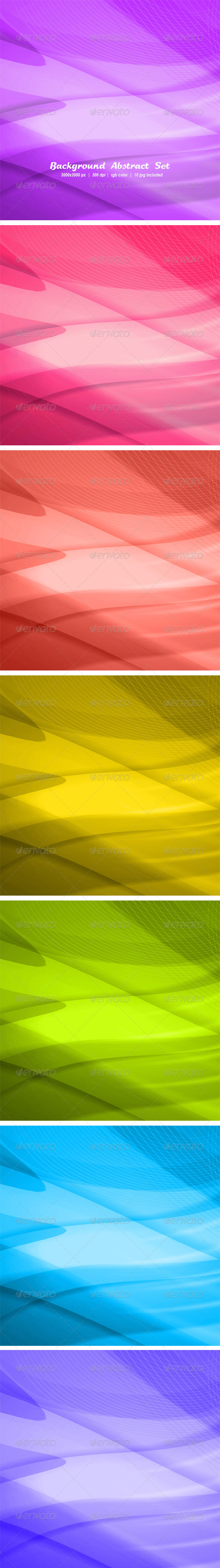 GraphicRiver Abstract Background 4894625