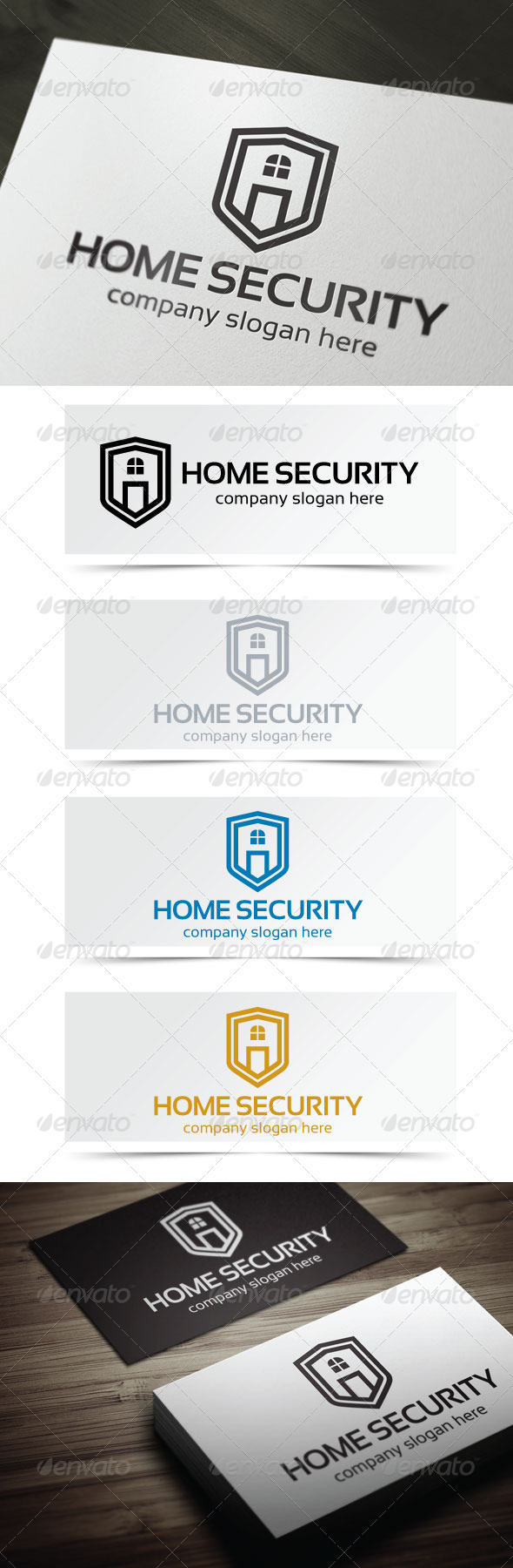 GraphicRiver Home Security 4874916
