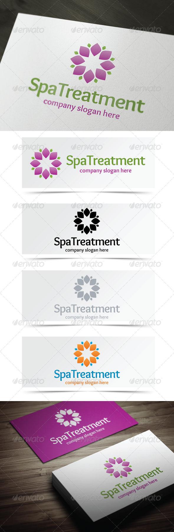 GraphicRiver Spa Treatment 4894851