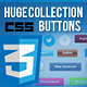 Huge Collection of Pure CSS3 Buttons  - CodeCanyon Item for Sale