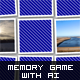 Memory Game with AI