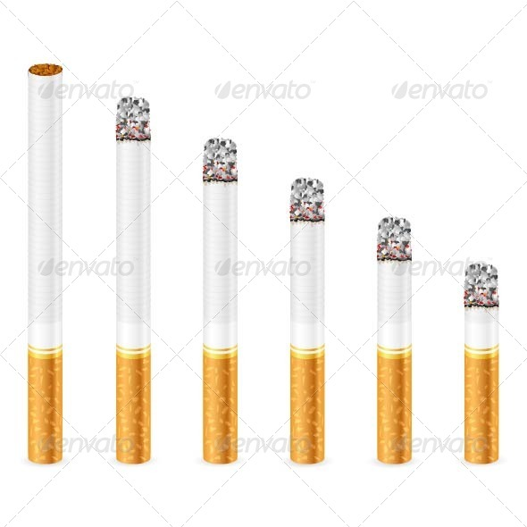 GraphicRiver Cigarette 4897552