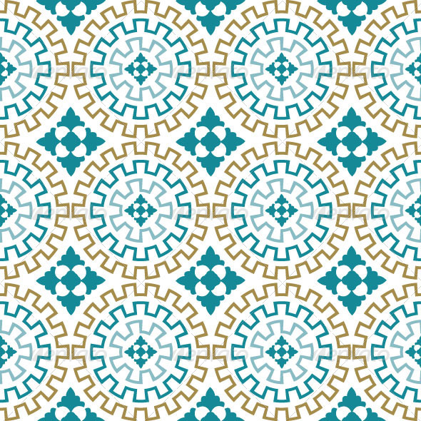 GraphicRiver Seamless Classic Pattern 4898424