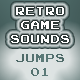 Retro Game Sounds Jumps 01 - AudioJungle Item for Sale