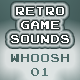 Retro Game Sounds Whooshes 01 - AudioJungle Item for Sale