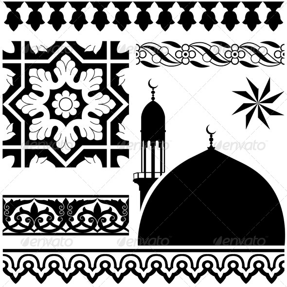 GraphicRiver Islamic Pattern 4899064