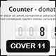 Counter Timeline Cover - GraphicRiver Item for Sale