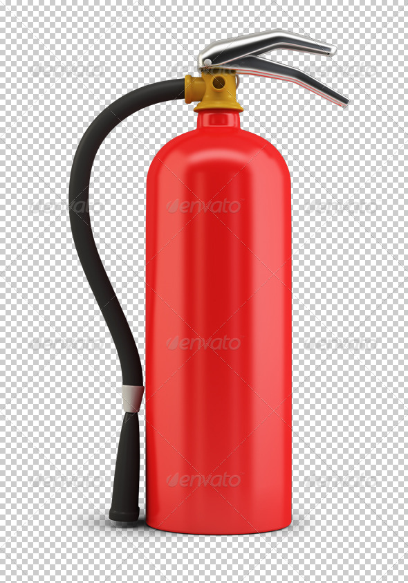 GraphicRiver fire extinguisher 4900725