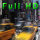 North side Times Square Time Lapse Full HD - VideoHive Item for Sale