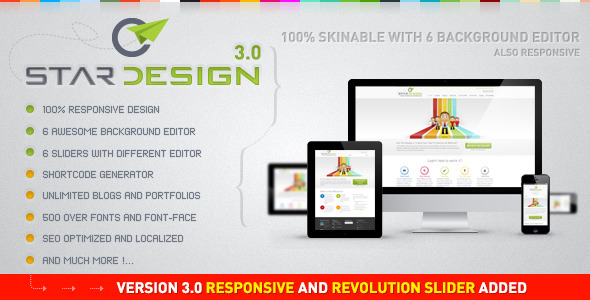 CStar Design WordPress Theme - CStar Design WordPress Theme