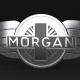 Morgan Logo - 3DOcean Item for Sale