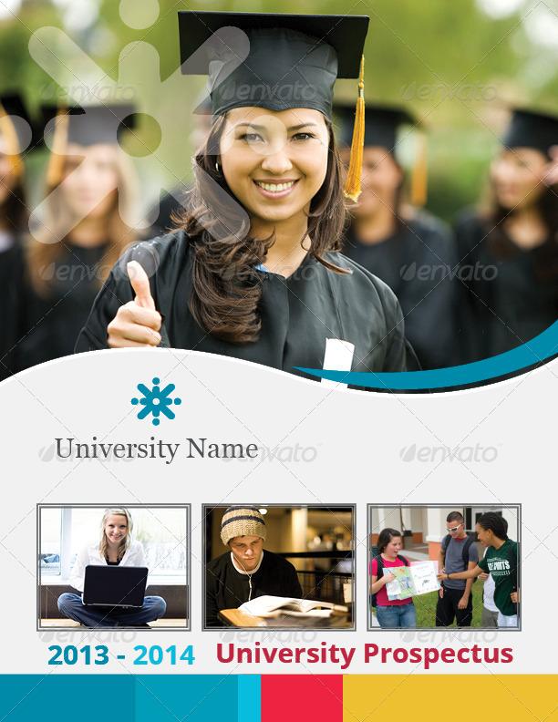 University Prospectus Template