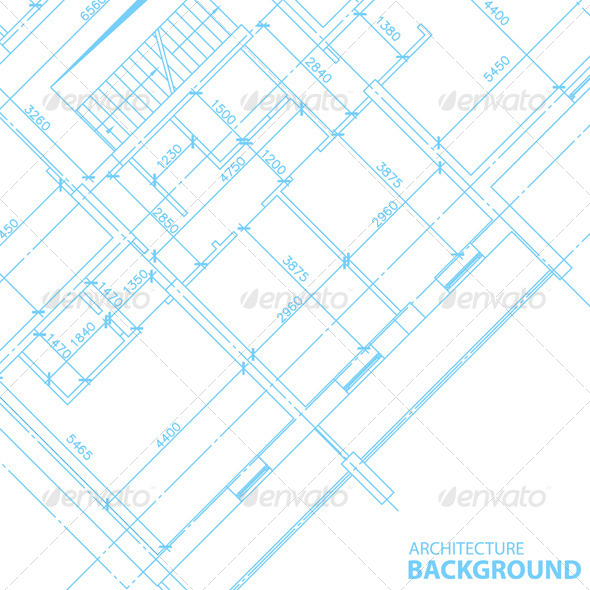 GraphicRiver Architecture Plan 4902754