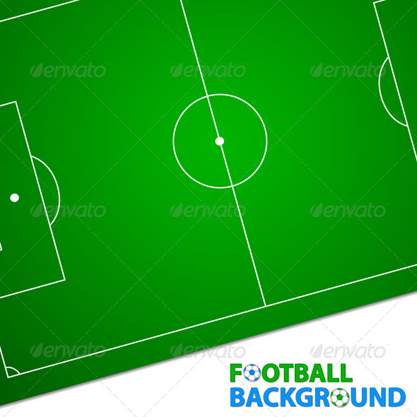 GraphicRiver Football Background 4902763