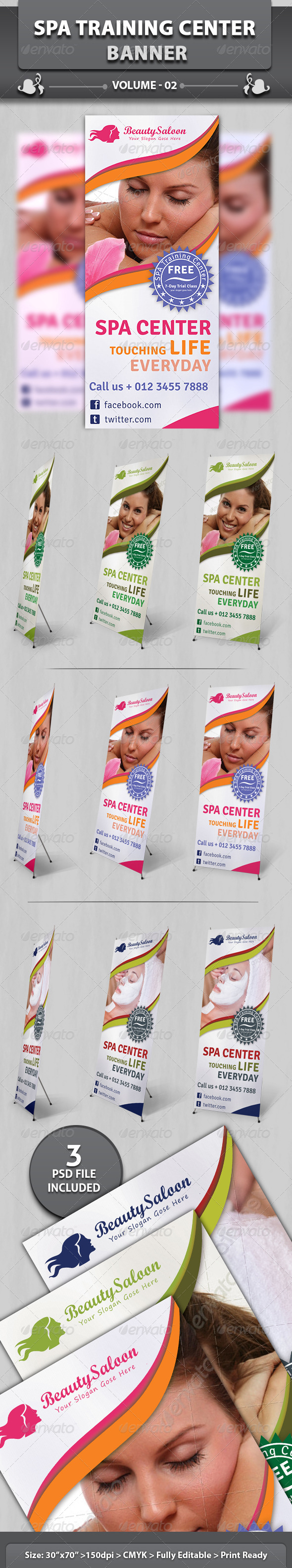 GraphicRiver SPA Business Banner vl-2 4122615