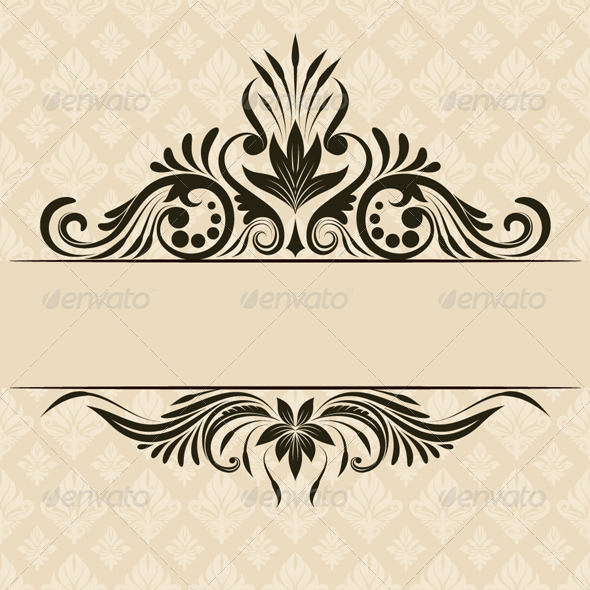 GraphicRiver Invitations Border 4904300