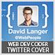 Web Designer Developer Coder Twitter Header Photo - GraphicRiver Item for Sale