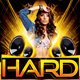 Hard Party Flyer - GraphicRiver Item for Sale