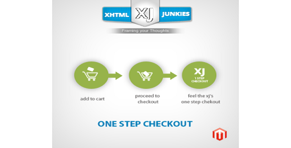 One Step Check extension for Magento - CodeCanyon Item for Sale