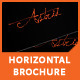 Horizontal Brochure - GraphicRiver Item for Sale