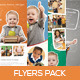 Premium Junior Education Flyers - GraphicRiver Item for Sale