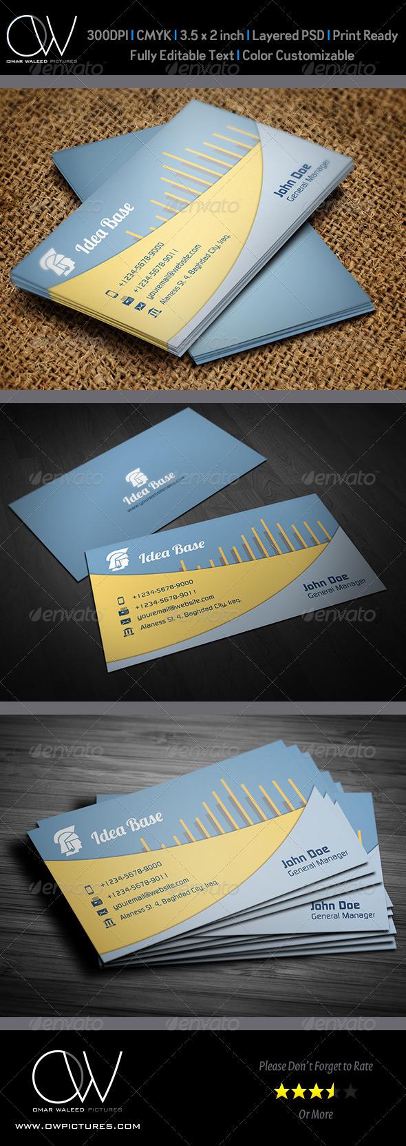Corporate Business Card Vol.29 - Corporate Business Cards