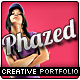 Phazed Creative Portfolio Template - ThemeForest Item for Sale
