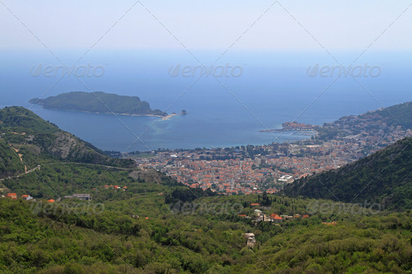 Budva Montenegro - Stock Photo - Images