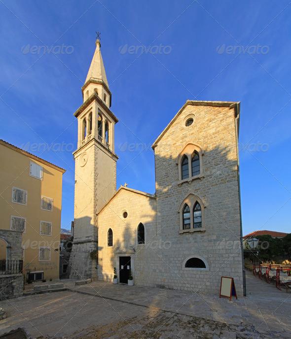 St Ivan Church - Stock Photo - Images