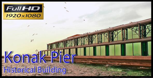 Historical Building-Konak Pier