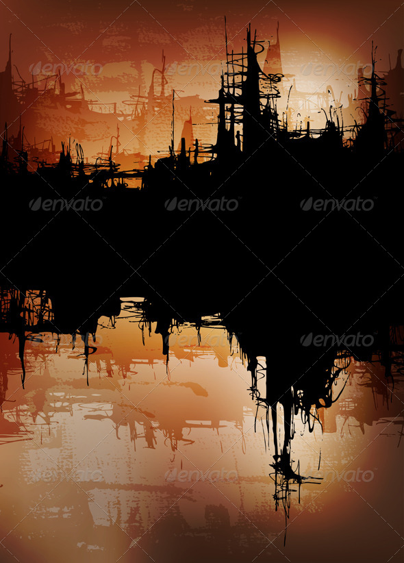 GraphicRiver Grungy Background 4913925