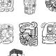Maya Custom Shapes Set - GraphicRiver Item for Sale
